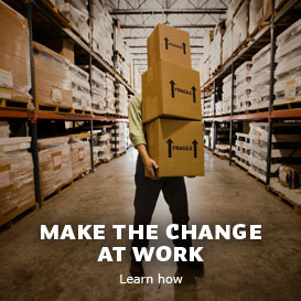 Make the change at work - Learn how