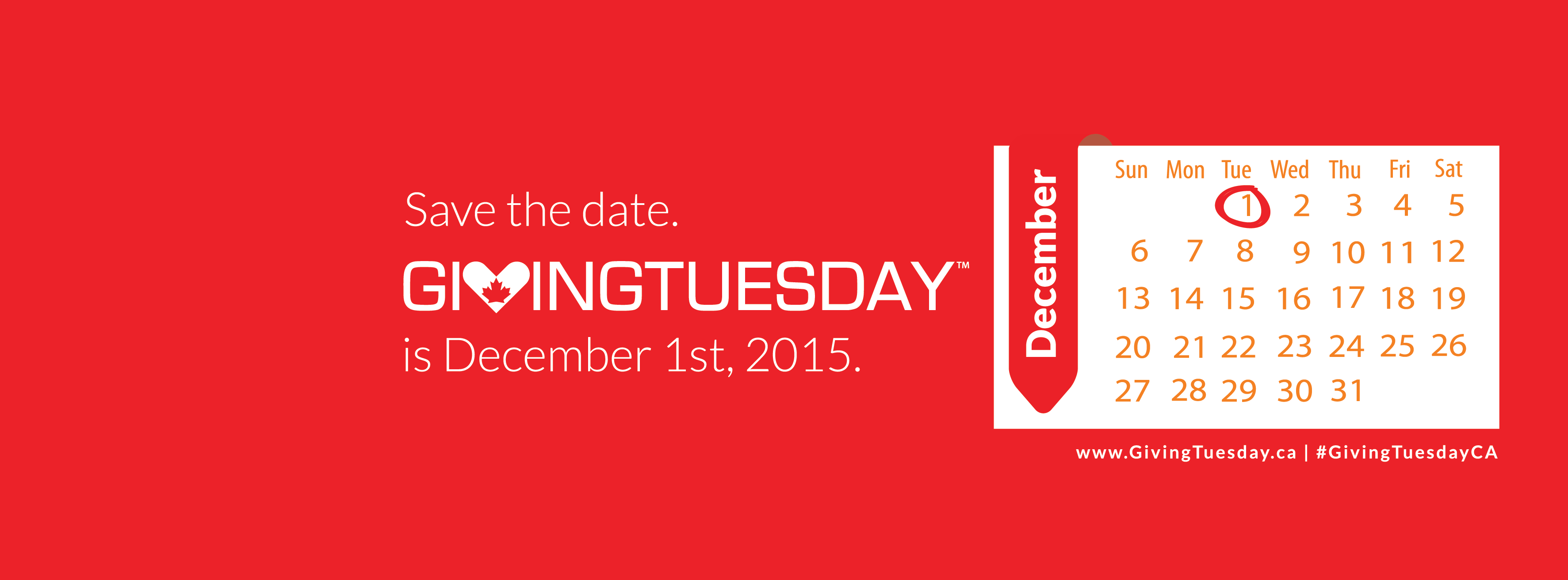 WE ARE A PROUD GIVING TUESDAY PARTNER!