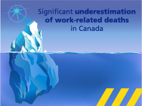 Significant underestimation of workplace deaths